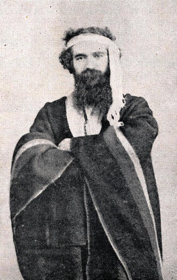 Orelie Antoine de Tounens el rey de la Araucanía