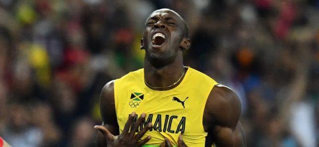Bolt molesto con su marca en final de los 200m