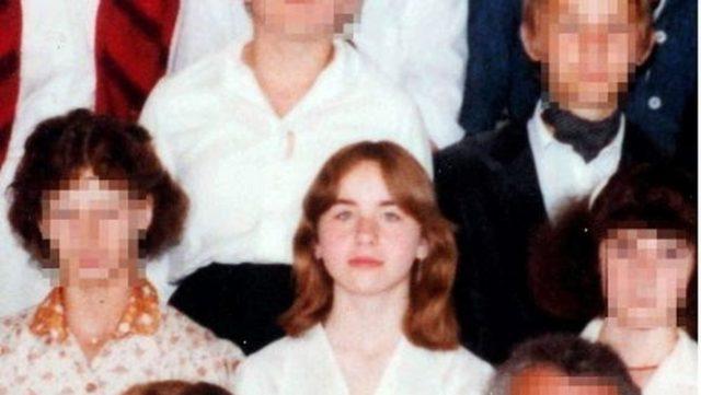 Elisabeth antes de ser secuestrada