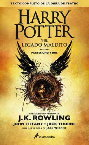 Nuevo libro de Harry Potter llegará a Chile en septiembre