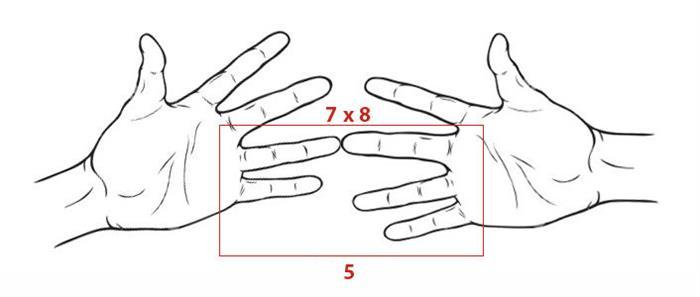 Multiplicación con números