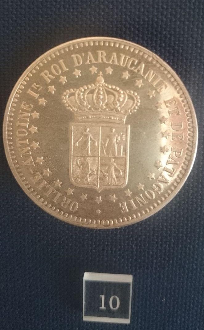 Moneda - Museo Histórico y Numismatico de Buenos Aires