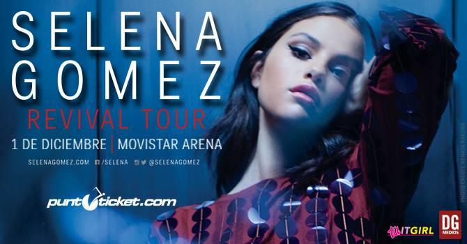 ¿Qué pasará con el concierto de Selena Gómez tras anunciar su descanso?