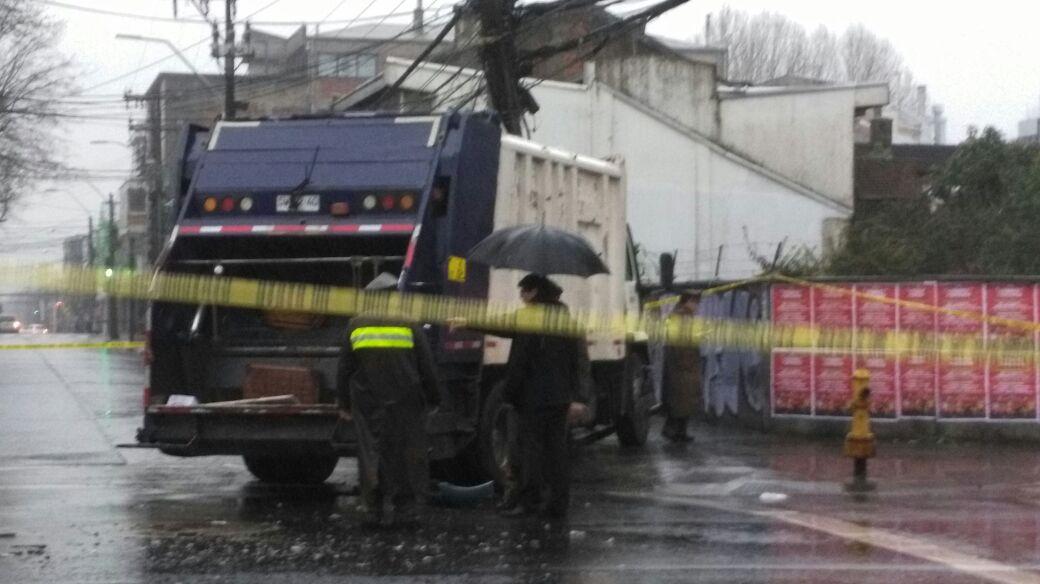 accidente de tránsito Concepción