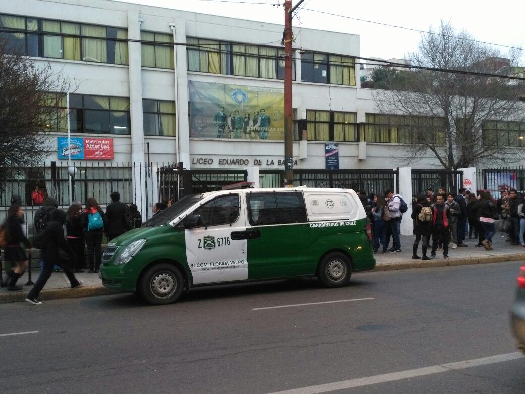 Liceo Eduardo de la Barra de Valparaíso