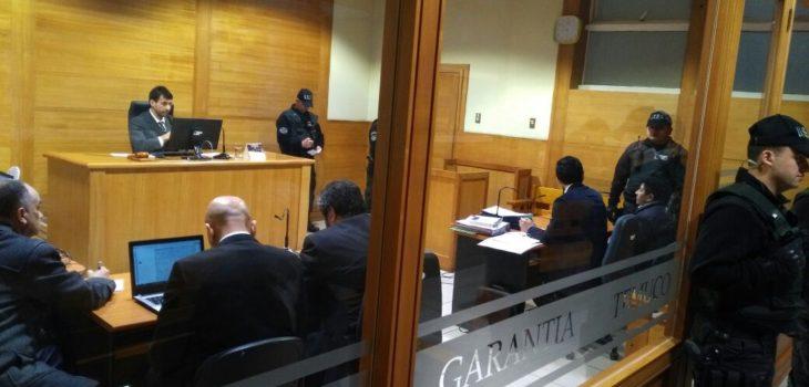 Buscan modificar medidas cauterlares de otro de los imputado en caso Luchsinger