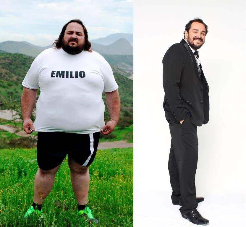 Antes y después de Emilio | Mega