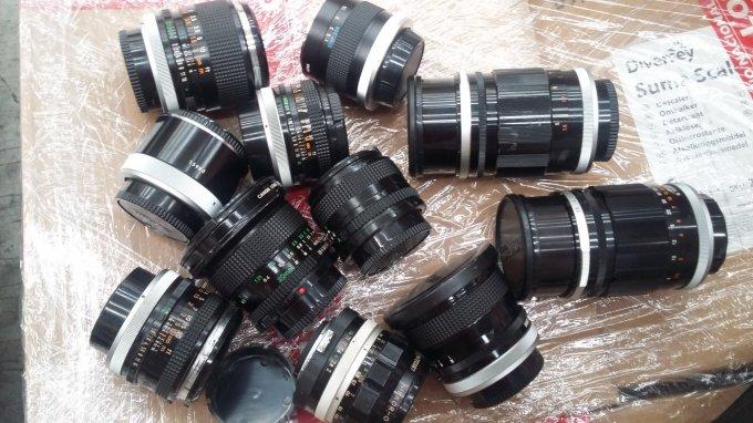 Equipos de fotografía profesional | Aduanas