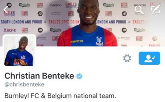 Benteke | Twitter