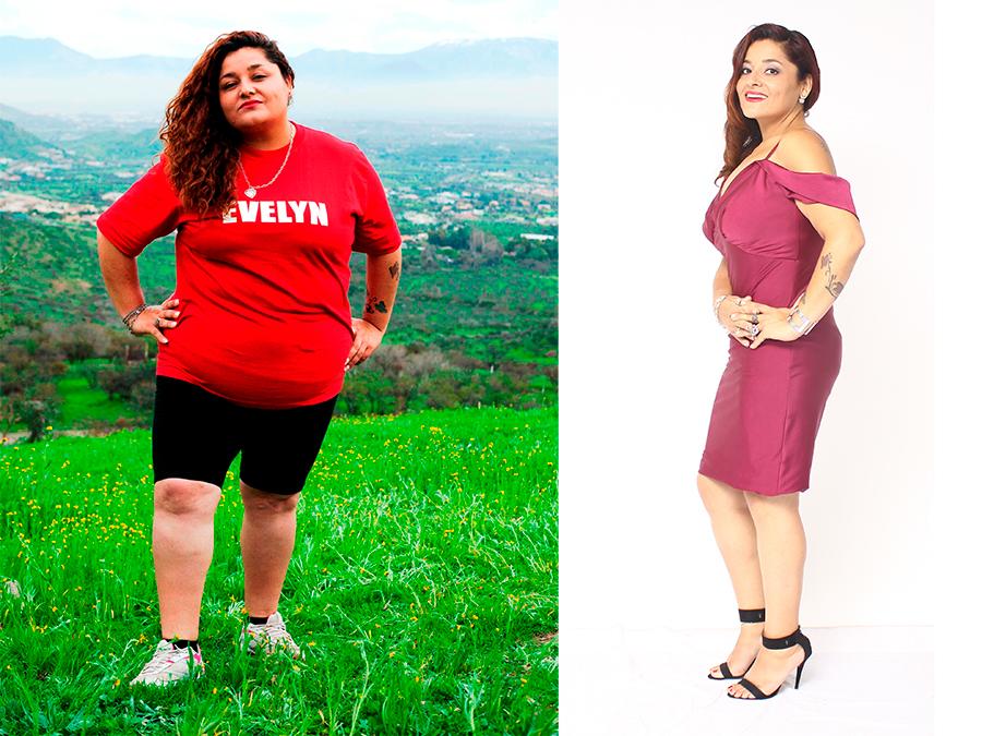 Antes y después | Mega
