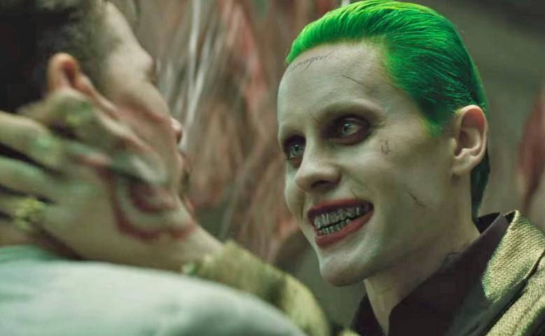 Jared Leto como el Joker