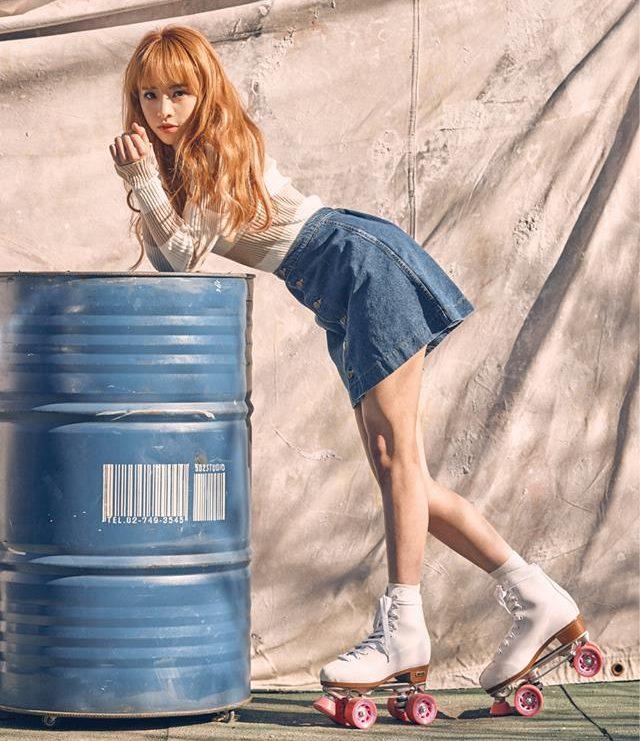 Jine abandona promociones por grave anorexia