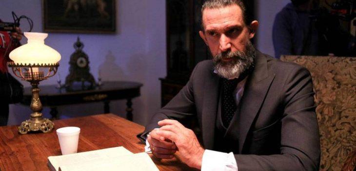 Francisco Melo en La poseída
