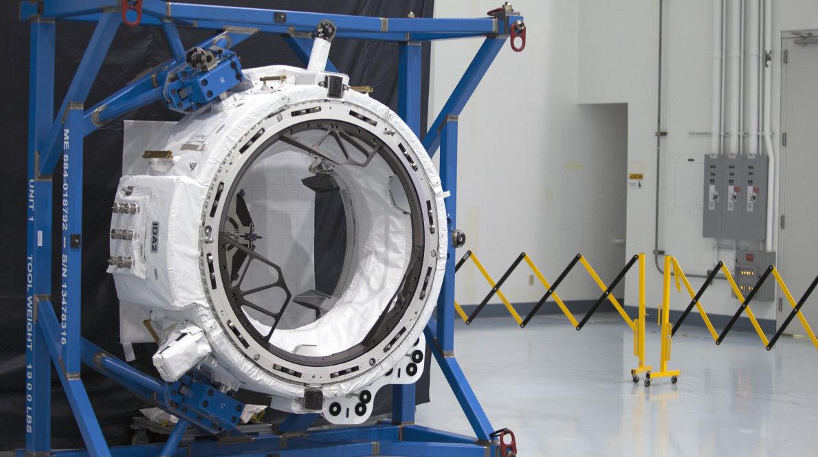 """Este es el nuevo """"estacionamiento"""" en la ISS"""
