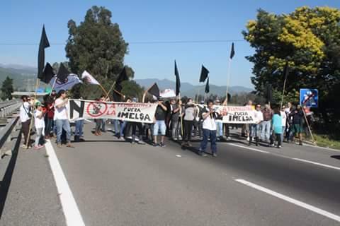 protesta termoelectrica imelsa la ligua