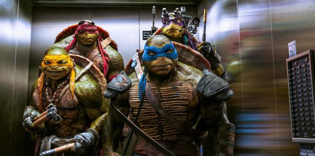 Teenage Mutant Ninja Turtles llega a Netflix
