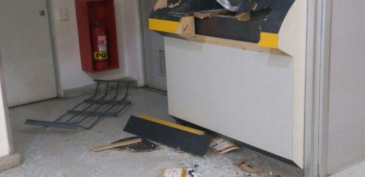 Robo frustrado afectó cajeros automáticos de supermercado Santa Isabel en Puerto Montt