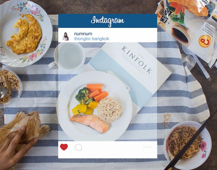 Bloggers revelan la verdad que esconden las perfectas fotos de Instagram