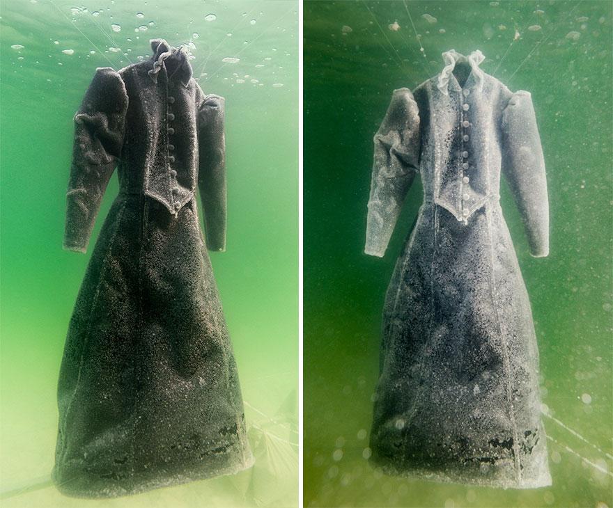 La novia de sal