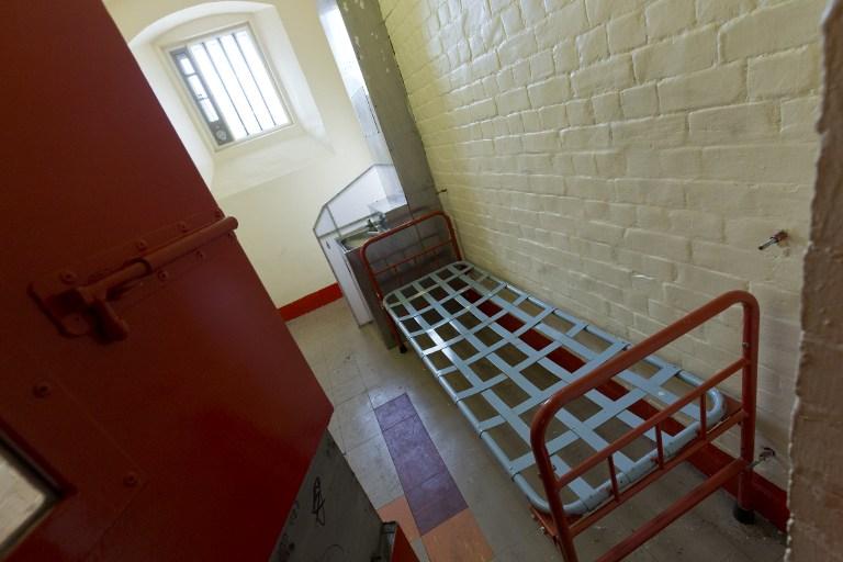 La celda donde estuvo prisionero Oscar Wilde