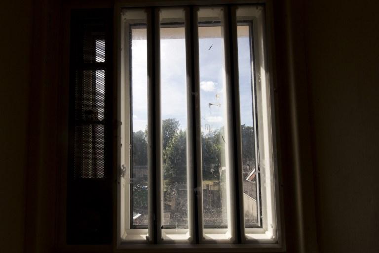 La vista desde la celda de Oscar Wilde