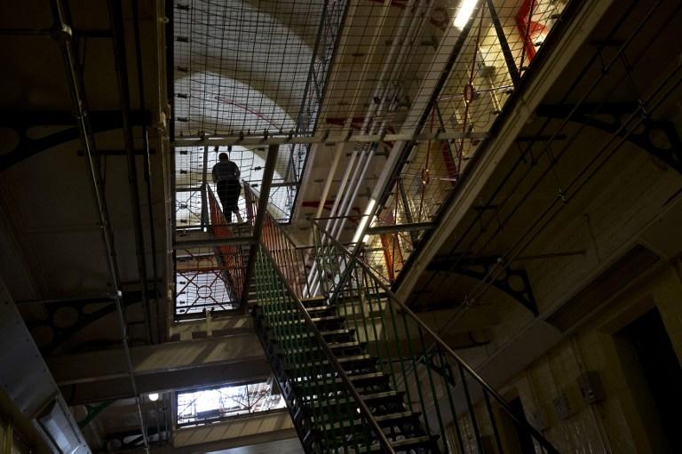 La cárcel en la que estuvo prisionero Oscar Wilde