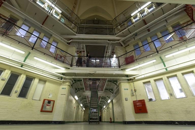 La cárcel británica en la que estuvo como prisionero Oscar Wilde