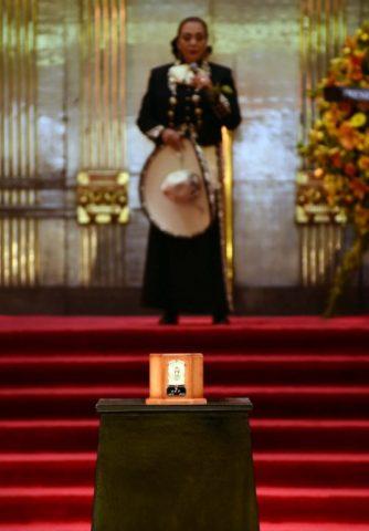 Funeral de Juan Gabriel | Agence France-Presse