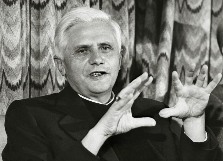 Benedicto XVI tuvo un amor de juventud que peligró su vocación