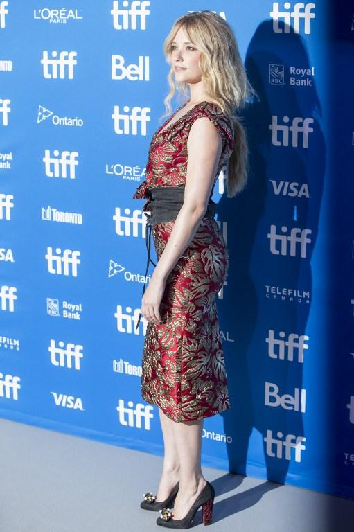 Haley Bennett aparece en Festival de cine de Toronto