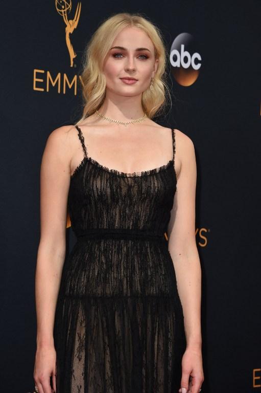 Sophie Turner en Emmys