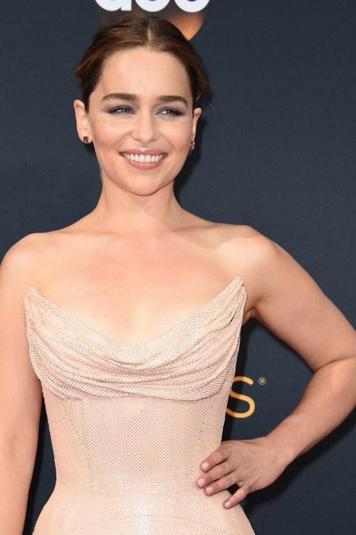 Emilia Clarke en Emmys