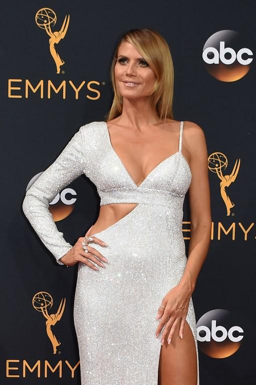 Heidi Klum en Emmys
