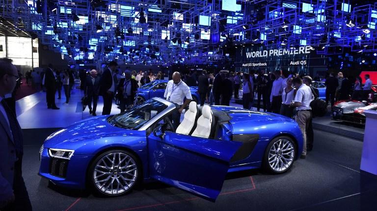 Área de Audi | AFP