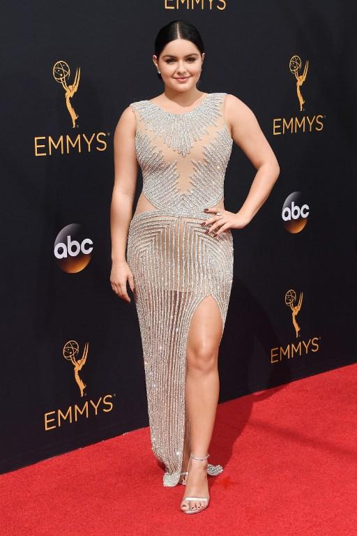 Ariel Winter llega a los Emmy