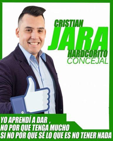 Cristian Jara | FACEBOOK