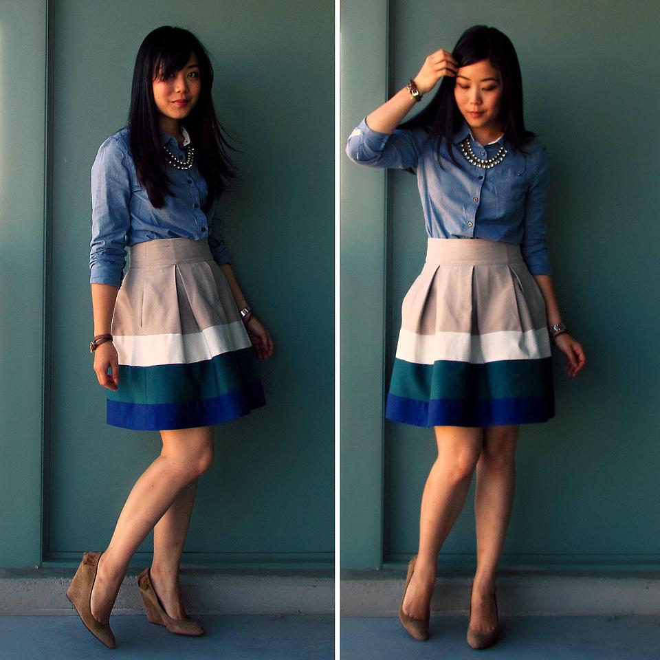 Faldas para cada tipo de cuerpo