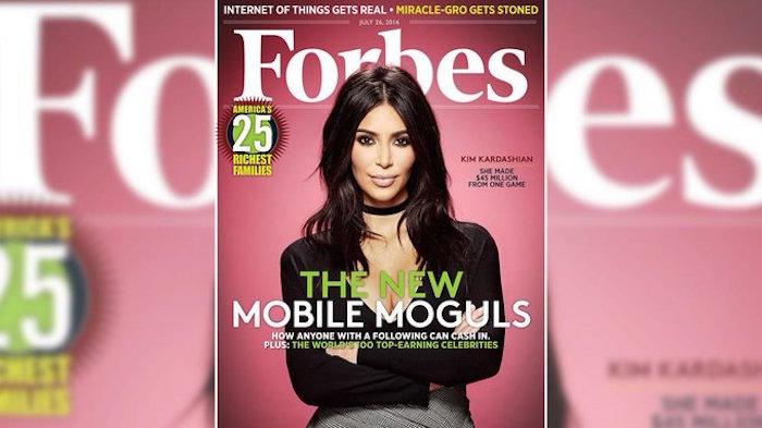 Kim Kardashian | FORBES