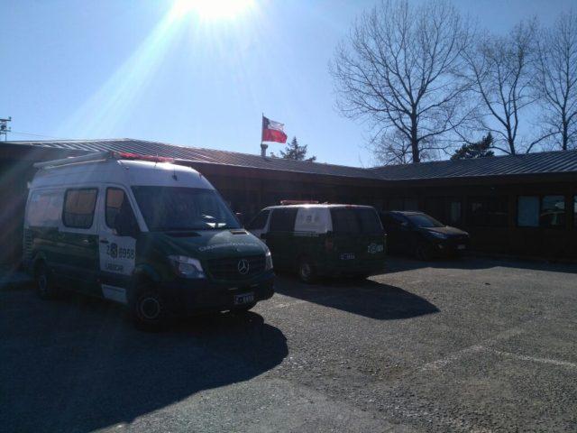 Robo afecta a dirección provincial de vialidad en Puerto Montt