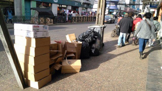 Temuco suspenderá retiro especial de residuos a locales comerciales por cierre de vertedero