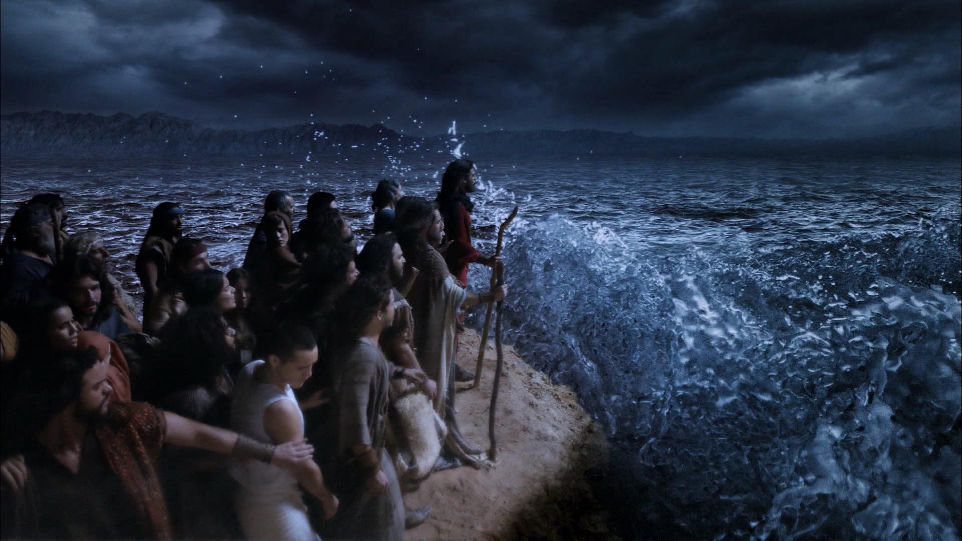 Moisés y los 10 mandamientos