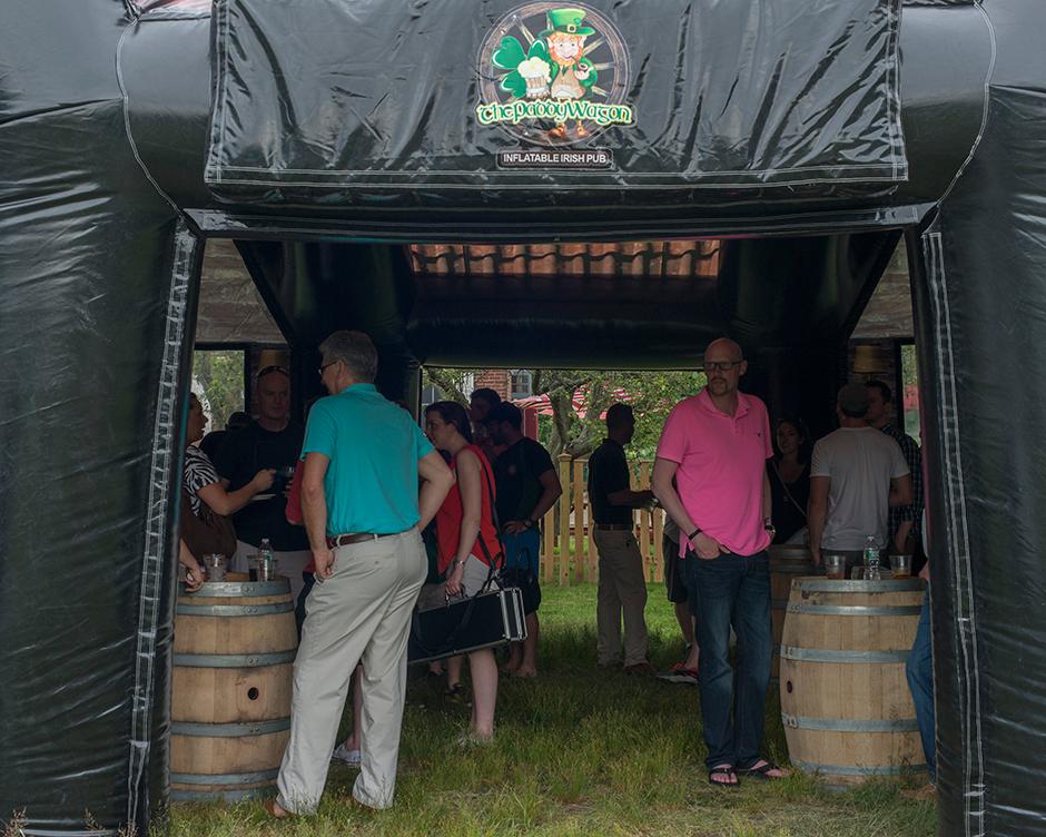 The Paddy Wagon Pub