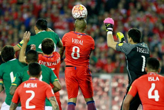 Vidal sorprendió con un nuevo look