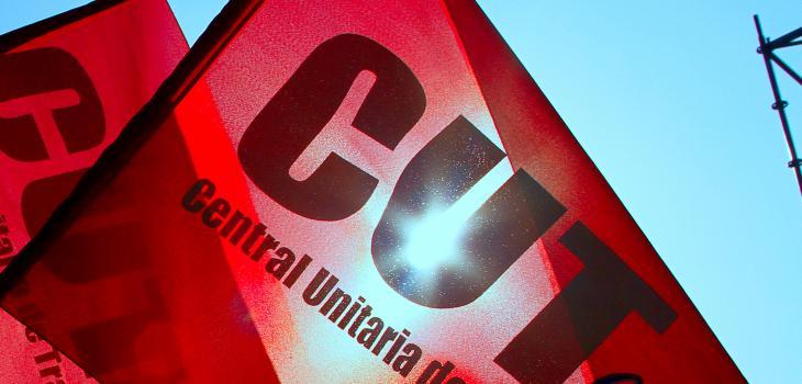 Informe de organizaciones nacionales y bases del sector público y privado afiliadas a la CUT Chile Elecciones 2017