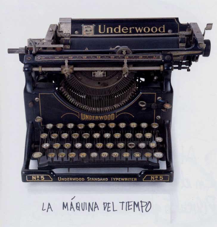 Artefacto de Nicanor Parra