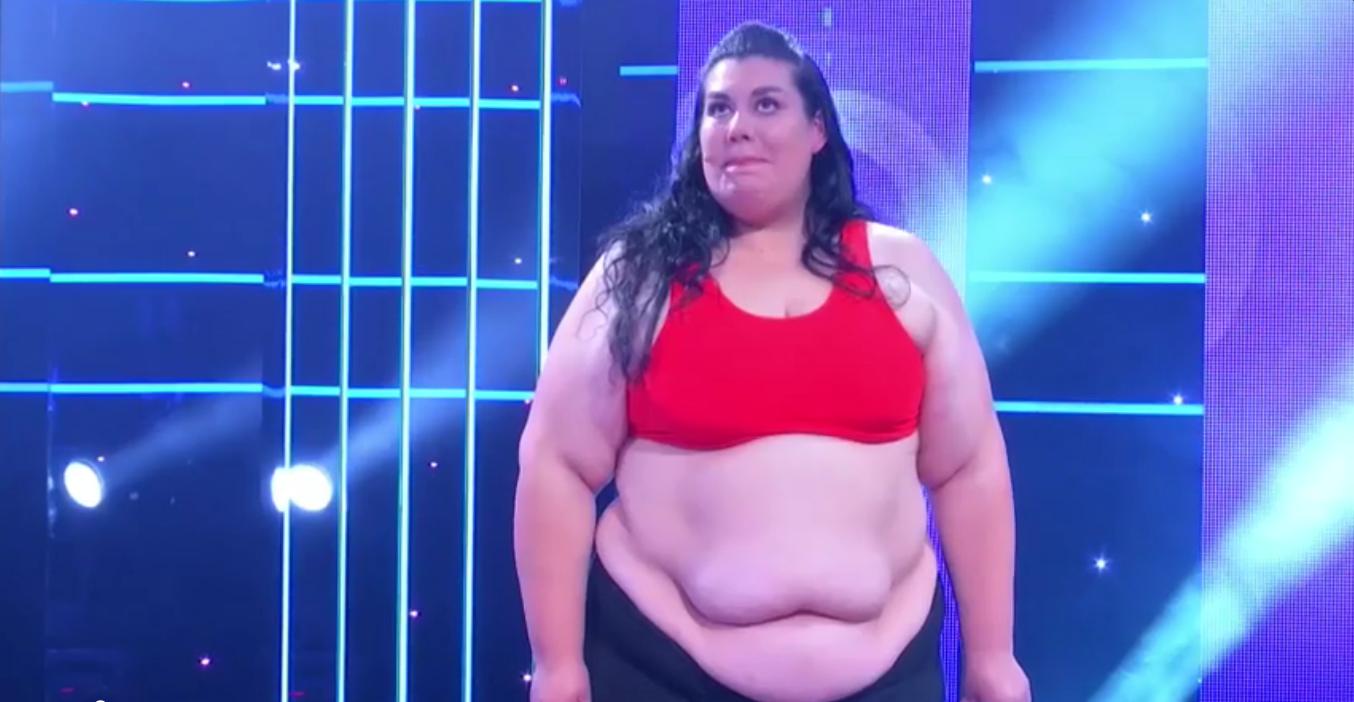 Mariela ganó Peso Pesado