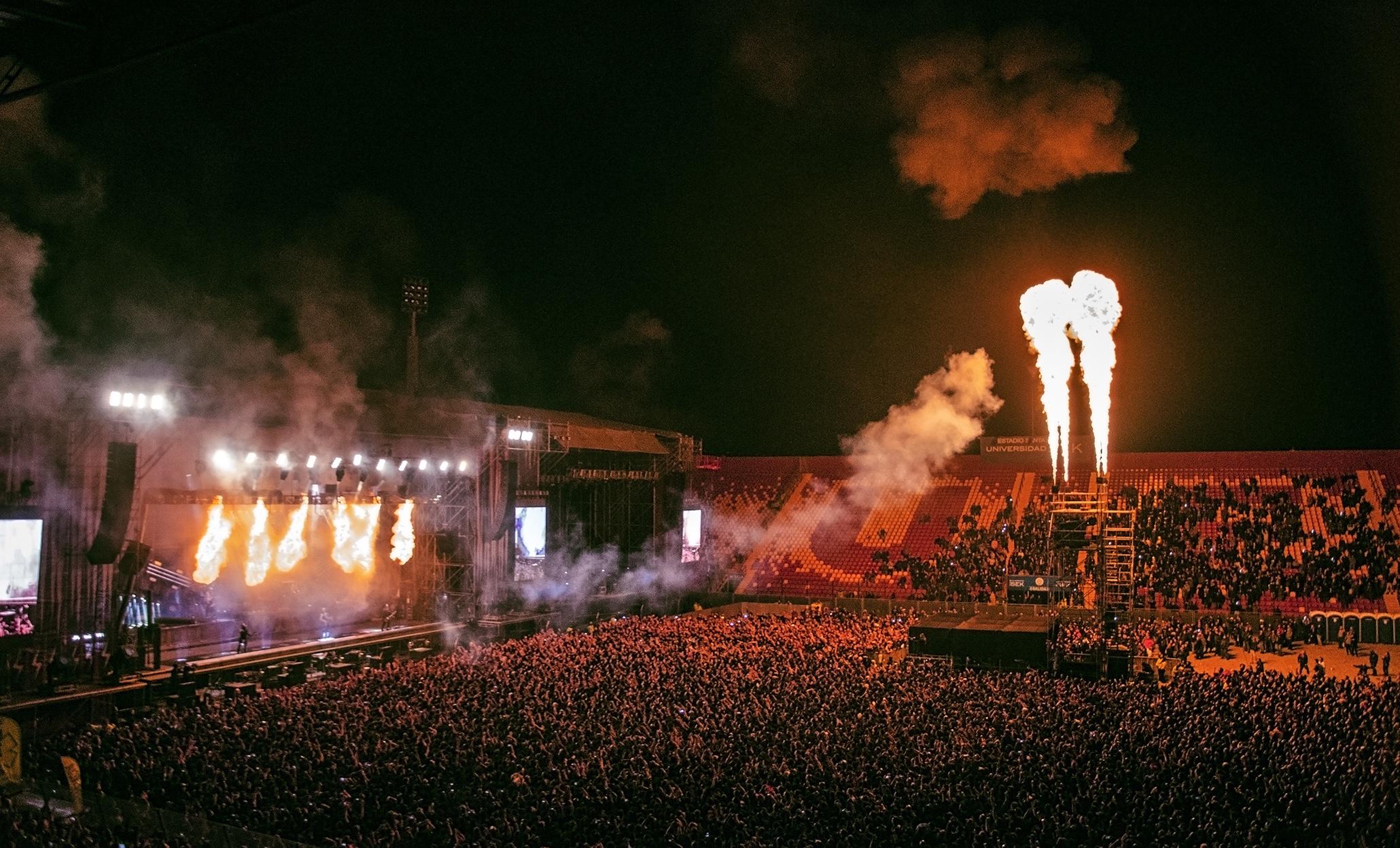 Rammstein en Rockout