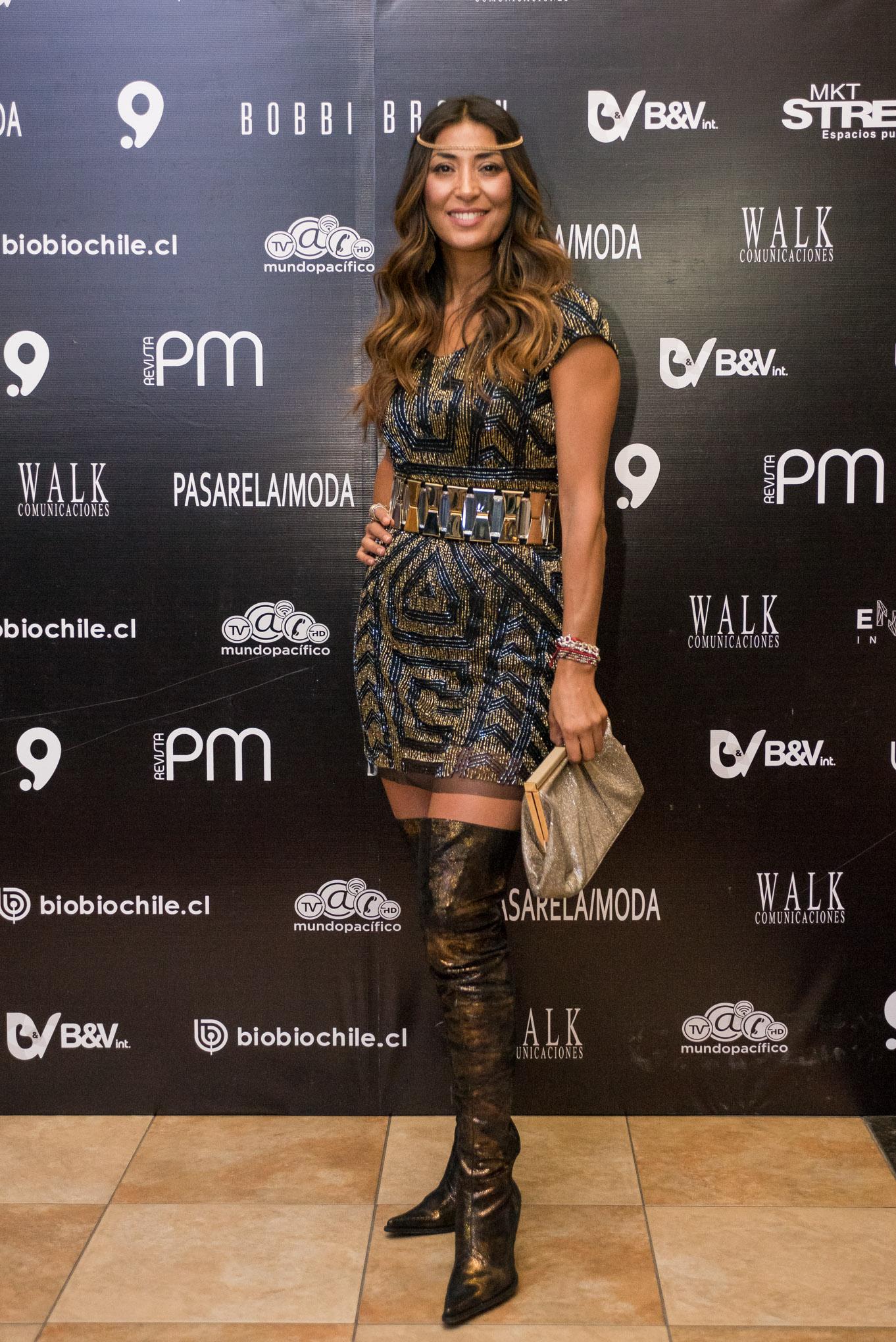 Carola Jorquera en CFW