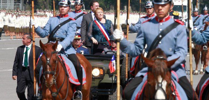 parada militar 2016
