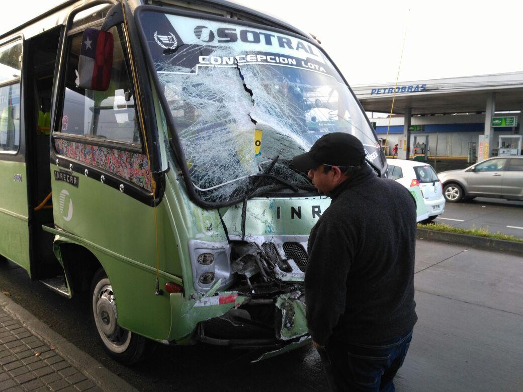 ACCIDENTE DE TRÁNSITO SAN PEDRO DE LA PAZ